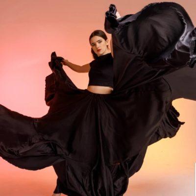 Волшебные летящие юбки